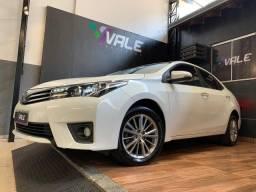 Corolla Altis 2.0 16v CVT Única dona Branco Perolizado
