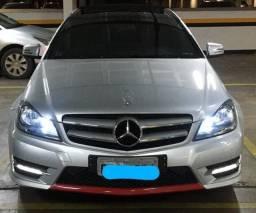 Mercedes Bens 2015 coupê C-180