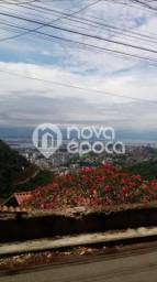 Apartamento à venda com 3 dormitórios em Santa teresa, Rio de janeiro cod:FL3AP49409