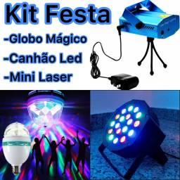 Kit Festa 3 em 1