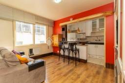 Apartamento para alugar com 1 dormitórios em Petrópolis, Porto alegre cod:288326