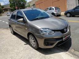 Toyota Etios 1.5 X SEDAN 16V 4P AUTOMÁTICO