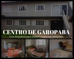 Aluguel temporada centro de Garopaba