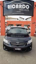 Toyota Corolla Seg 1.8 Automático ano 2010 Impecpavel