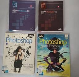 Livros de design, Adobe Photoshop e Illustrator
