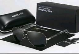 Óculos de Sol Aviador Banned Original UV400