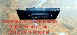 Comando Painel Ar Condicionado New Civic Digital C18600, usado comprar usado  Cariacica