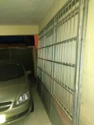 Portão e grade de alumínio