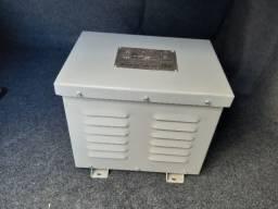 Transformador e Autotransformador 380 / 220 V 7,5 Kva