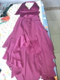 Vestido Marsalla tamanho 38
