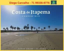 Oportunidade de Lotes em condomínio clube Costa Itapema - Saubara