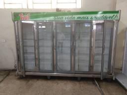 Refrigeradorexpositor vertical