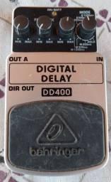 Digital delay berinhger.