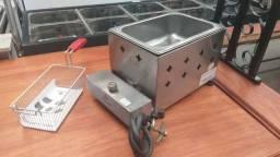 Fritadeira PR-10G 4 litros Gás Nova