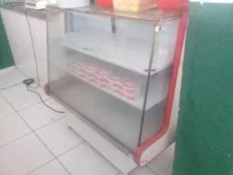 Freezer semi Novo