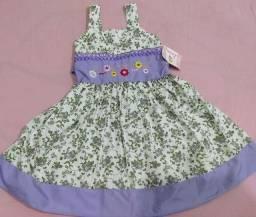 5 vestidos festa 4 a 7 anos