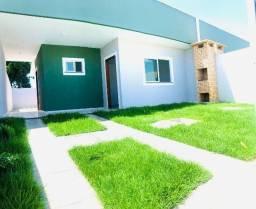 JP casa nova em condominio com 2 quartos,2 suites otimo acabamento