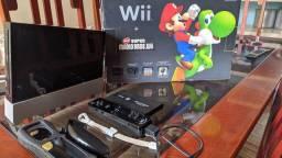 Vendo Nintendo Wii Black com Jogos