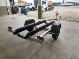 Vendo reboque rodoviario para jet ski