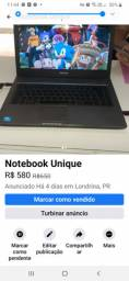 Notebook Unique