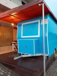 Vendo trailer, aceito troca por carro acima de 2015