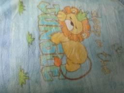 Cobertor Bebê Jolitex Safari