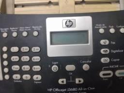 Impressora multifuncional c/ Fax HP (semi-nova)