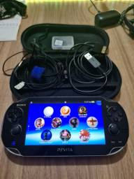 PS Vita desbloqueado 3.65 definitivo joga online