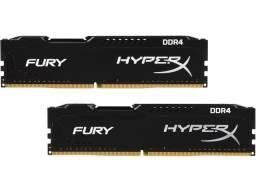 Memória Ram 8GB ddr4 2x4GB 2400
