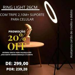 RING LIGHT PROFISSIONAL