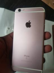 Iphone 6s plus rose 64gb