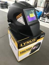 Mascara de solda lynus MLS5000 automática com controlador