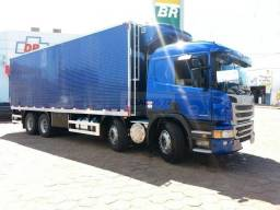 Scania P310 Bitruck 8x2 2015 Bau Frigorífico