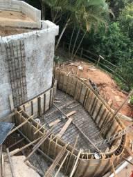 Obras e Estruturas de concreto