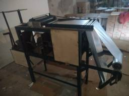 Maquinas de Fabricar Marmitex de aluminio