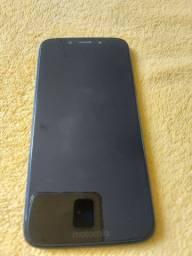 Moto g  7 azul indico