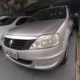 Renault Logan 2013 completo único dono manual chave reserva nota fiscal