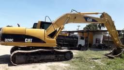 Vendo escavadeira Caterpillar 320