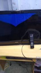 Tv 32 tela quebrada