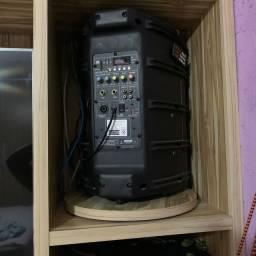 Caixa de som CRS2500AUSB