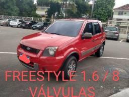 Ecosport Freestyle 1.6 / Completa / Nova / Ent.+36x 499,90*/ Transf. Grátis