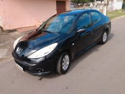 Peugeot passion 207 ano 2009