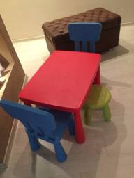 Mesa infantil!
