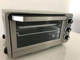 Forno Elétrico Em Aço Escovado Tob 40n (dl) Cuisinart. 120va