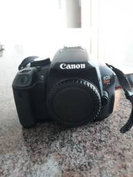 Canon T4i Novíssimas!!! OPORTUNIDADE IMPERDÍVEL !