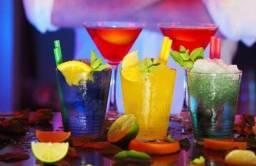 Eventos e festas drinks e atendimento