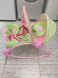 Vendo cadeira de descanso  pra bebê