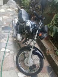 Cg Fan 150cc partida