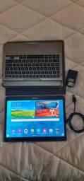 """Samsung Tab S 10.5"""" com teclado original"""
