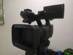 Câmera filmadora Sony nx5